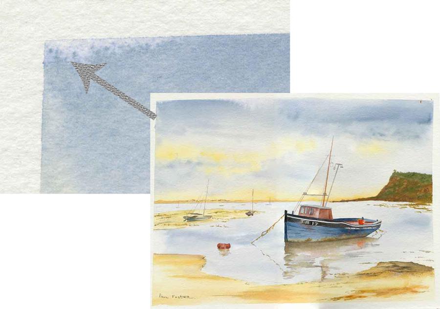 watercolours-boat